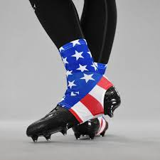1876 American Flag Usa America Flag Spats Cleat Covers From Sleefs