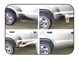 remove spray paint from a car with krud kutter graffiti remover
