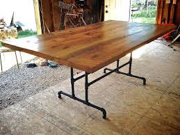 oak farmhouse dining room table tms farmhouse dining table oak