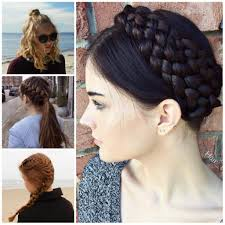 cute ponytail hairstyles for teenagers 1000 ideas about easy
