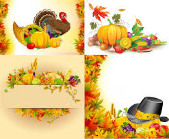 thanksgiving day vector free stock vector illustrations eps