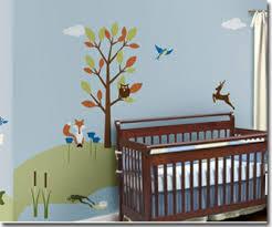 stencil wall murals for easy children u0027s room decor