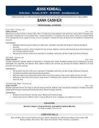 cashier resume job duties and responsibilities job and resume