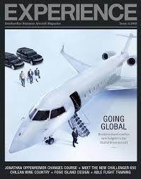 bombardier experience magazine 24 by spafax issuu