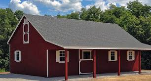 Used Horse Barn For Sale Horse Barns Prefabricated Barns Horizon Structures