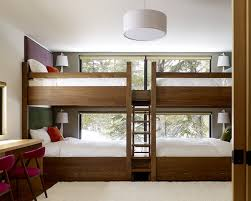 Three Bed Bunk Bed Bedroom Gorgeous Cool Bunk Bed Ideas 48 Image Of New On Concept