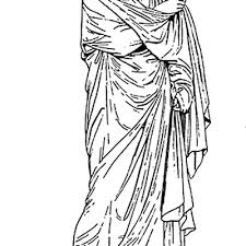 ancient greek and roman clothing