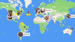 map use snapchat snap map what is it how to use it and how to enable