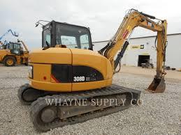 used cat excavators used mini excavators whayne cat