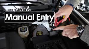 srx jumpstart and manual entry tutorial youtube
