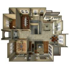 Home Floor Plan Maker by 2d Floor Plan 3d Cool Home Design House Plans Rendering Momchuri