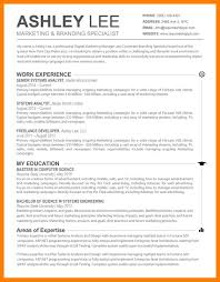 Resume Skill Section 6 Typing Skills Resume Mla Cover Page