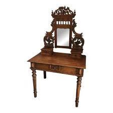 Mirror Vanity Furniture Vintage U0026 Used Vanities Chairish