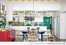Funky Kitchen Designs | 15 adorable multi colored kitchen designs home design lover