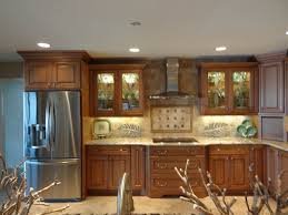 installing crown molding vintage thomasville kitchen cabinets