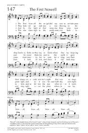 the first nowell hymnary org
