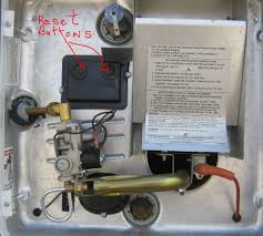 suburban sw6de water heater no power at secondary switch forest