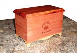 Engravable Keepsake Box Custom Hand Crafted Aromatic Red Cedar Keepsake Box King
