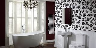 design my bathroom can i use wallpaper in my bathroom