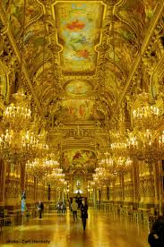 What Is A Grand Foyer Paris Opera House Tour