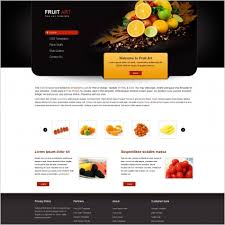 art gallery free website templates in css html js format for