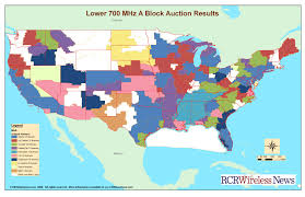 Verizon Coverage Map Wisconsin by T Mobile Us Goes Low Verizon Wireless High In Spectrum Swap Rcr
