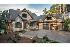 home plans craftsman style walkout basement house plans craftsman style ranch with walkout