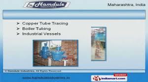 industrial boilers pressure vessels and chimneys by hamdule