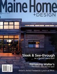 interior home design magazine featured in maine home design magazine michael k bell interior