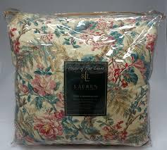 Ralph Lauren Floral Bedding Ralph Lauren Tangier Floral Twin Comforter Set