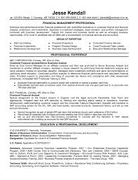 Business Letter Assignment Ideas Bunch Ideas Of Fiscal Analyst Sample Resume About Sample