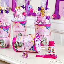 sofia the first favor cup idea party city