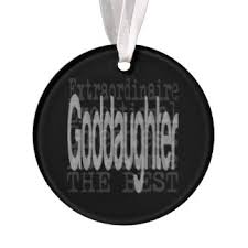 goddaughter ornament godchild ornaments keepsake ornaments zazzle