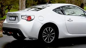 86 Gts Review 2017 Toyota 86 Gts Cartell Tv