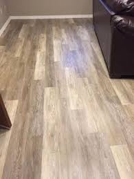Resilient Plank Flooring Trafficmaster Take Home Sample Khaki Oak Resilient Vinyl Plank