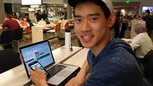umass student tries to combine online anonymity and positivity