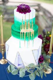 unique wedding cake ideas editor u0027s picks glittery bride