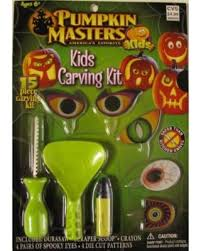 Pumpkin Carving Kits On Sale Now 30 Off Pumpkin Masters U0027kids Pumpkin Carving Kit U0027 15