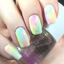 neon pastel rainbow easy nail art keely u0027s nails