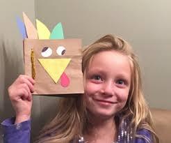 brown paper bag turkey book macaroni kid thanksgiving