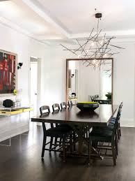 Modern Lights For Dining Room Inspiring Dining Room Modern Lighting Fixtures Light On