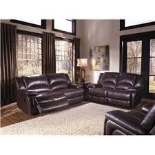 htl t118 casual reclining leather sectional sofa with right arm