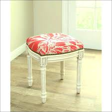 Bathroom Vanity Chairs Vanity Stool With Casters Bathroom Vanity Chair Skirted Vanity