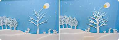 paper cut winter i m feeling crafty sugar bee crafts