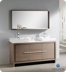 single mirror application for double sink bathroom vanity part of