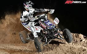 motocross and atv 2010 03 24 beau baron maxxis honda trx450r atv roost 1680 honda