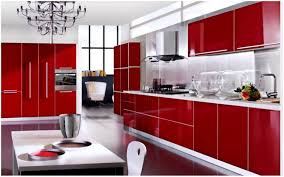 kitchen cabinet capability red kitchen cabinets elegant red