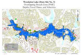 Reston Virginia Map by Development In Dam Break Inundation Zones Fairfax County Virginia