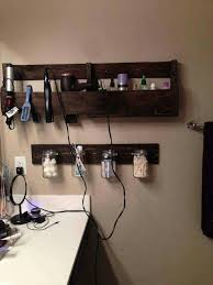 best 25 pallet shelf bathroom ideas on pinterest pallett