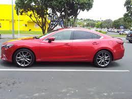 mazda full size sedan review 2015 mazda6